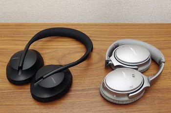 Noise Cancelling Headphones 700とNCH700